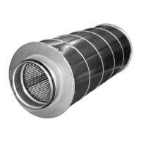 Трубчатый шумоглушитель ГТК