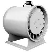 Осевой вентилятор ВО 30-160