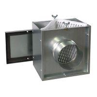 Кассетный фильтр для круглых каналов