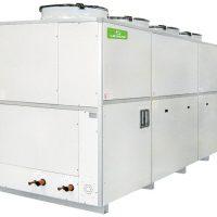 LUE TC2C4s vozdushnym ohlazhdeniem kondensatora 1 ККБ с воздушным охлаждением конденсатора LUE-20TC2